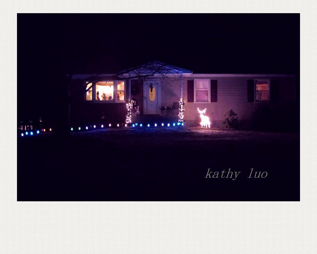 【小虫摄影】圣诞节的灯火--千灯万盏百姓家_图1-4