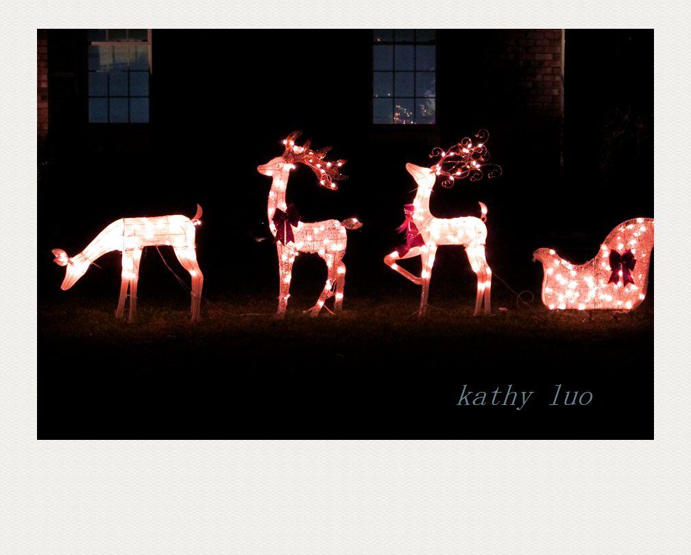 【小虫摄影】圣诞节的灯火--千灯万盏百姓家_图1-5