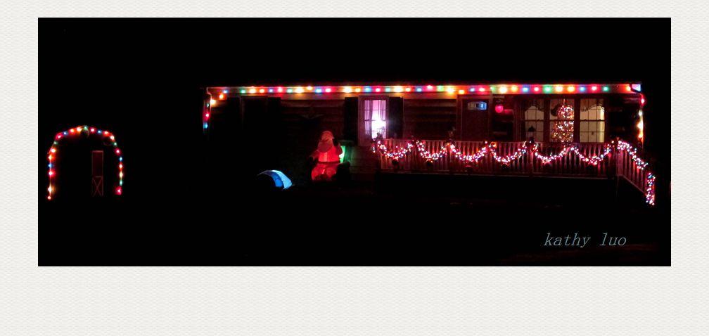 【小虫摄影】圣诞节的灯火--千灯万盏百姓家_图1-6