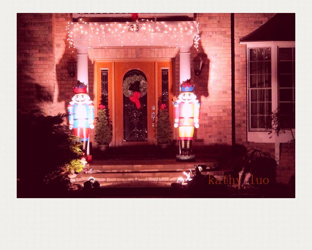 【小虫摄影】圣诞节的灯火--千灯万盏百姓家_图1-9