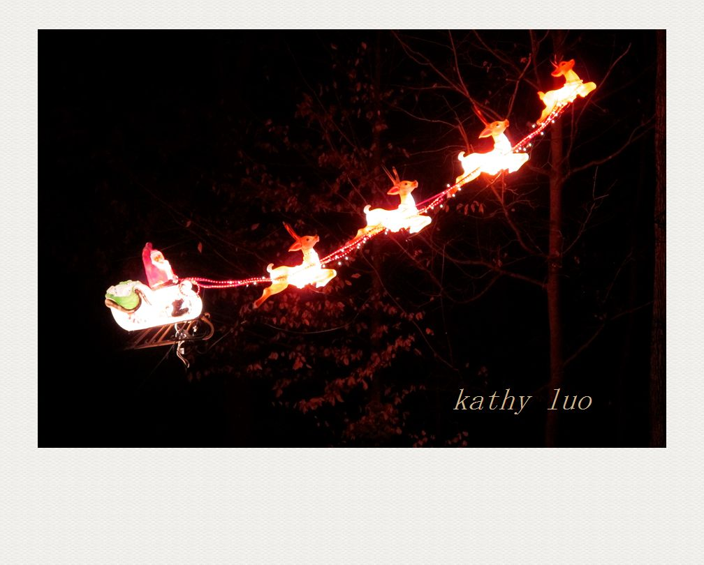 【小虫摄影】圣诞节的灯火--千灯万盏百姓家_图1-10