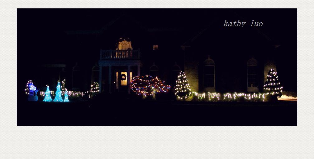 【小虫摄影】圣诞节的灯火--千灯万盏百姓家_图1-8