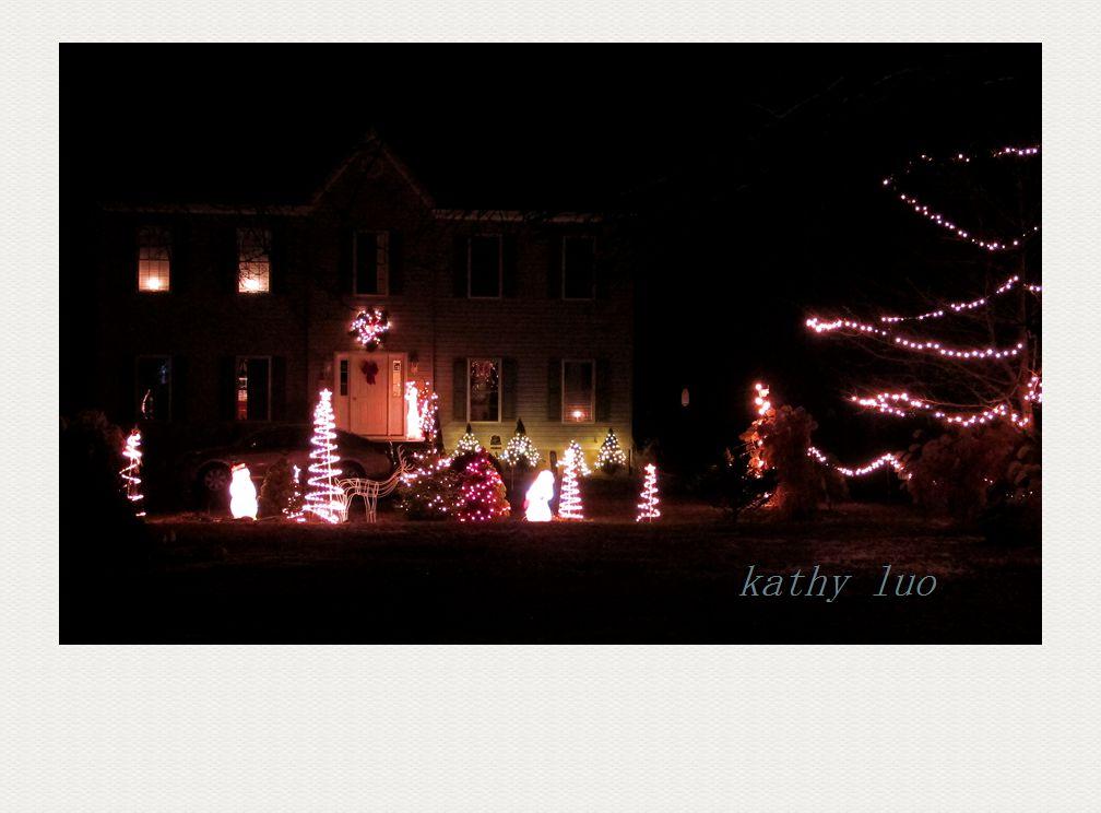 【小虫摄影】圣诞节的灯火--千灯万盏百姓家_图1-11