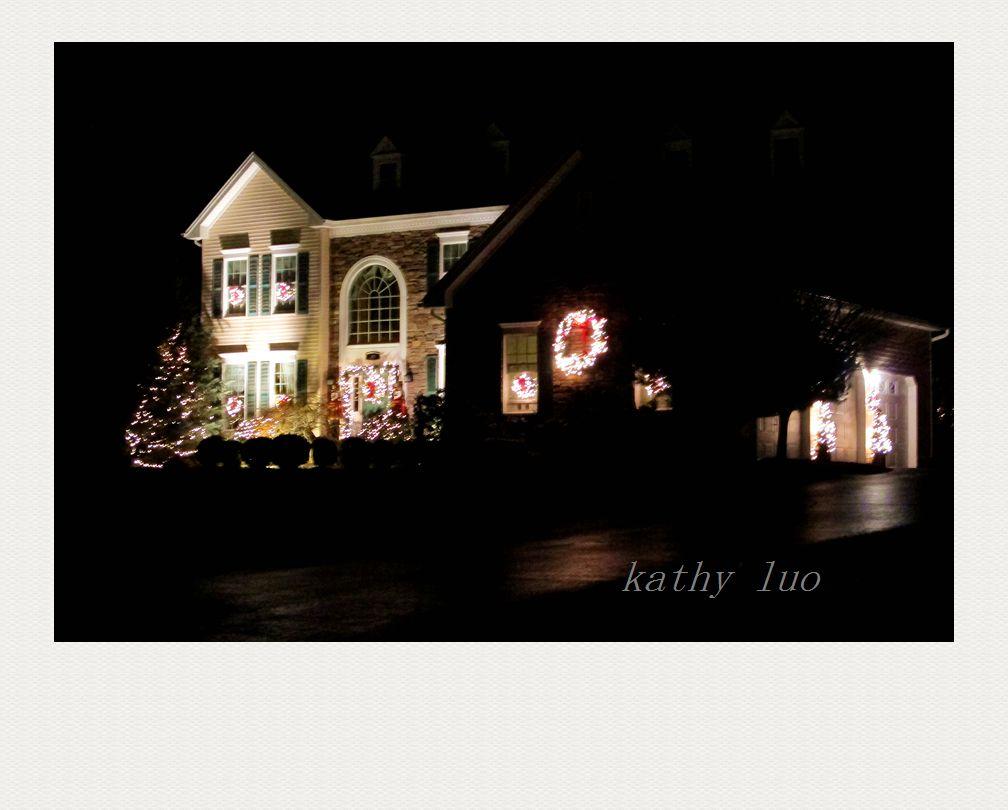 【小虫摄影】圣诞节的灯火--千灯万盏百姓家_图1-17