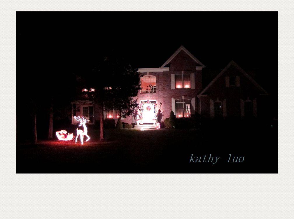 【小虫摄影】圣诞节的灯火--千灯万盏百姓家_图1-19