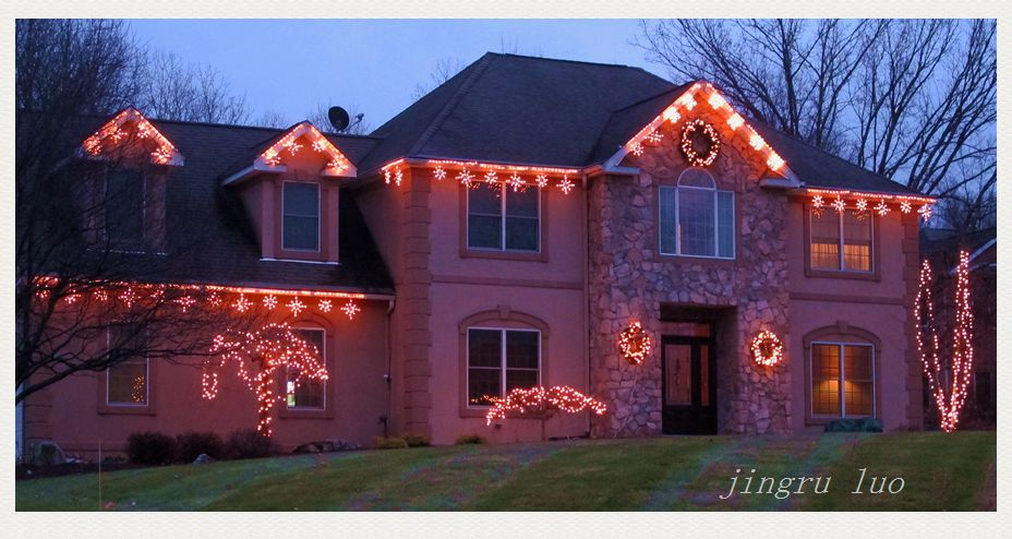 【小虫摄影】圣诞节的灯火--千灯万盏百姓家_图1-2