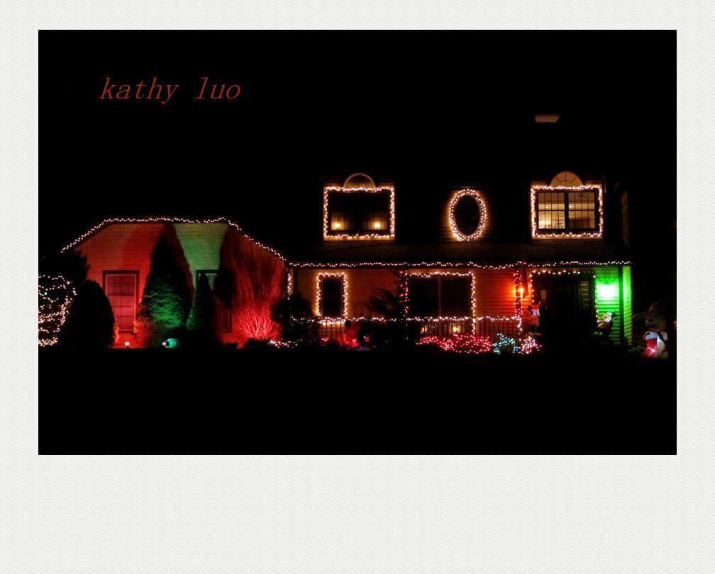 【小虫摄影】圣诞节的灯火--千灯万盏百姓家_图1-22